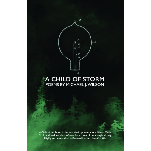 A CHILD OF STORM: POEMS